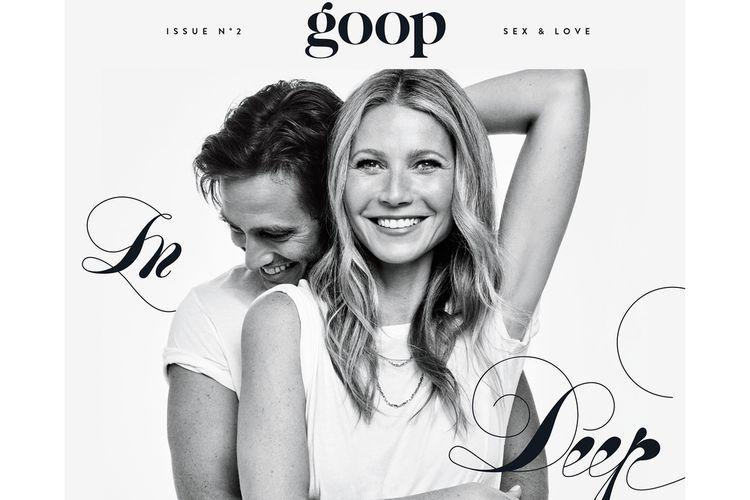 Pasangan Gwyneth Paltrow dan Brad Falchuk
