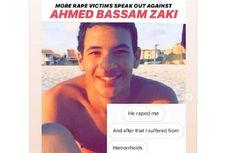 Pria Ini Perkosa Lebih dari 50 Wanita, #MeToo Banjiri Media Sosial Mesir