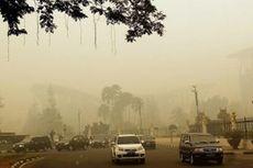 Warga Riau: Tak Terbayangkan kalau Asap Makin Pekat saat Lebaran