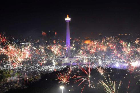Catat, 4 Acara Malam Tahun Baru yang Diadakan Pemprov DKI Jakarta
