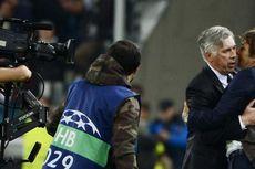 Ancelotti Tinggalkan Juventus Stadium dengan Puas