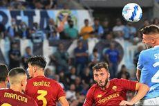 Hasil Lazio Vs AS Roma - Drama 5 Gol Berakhir Tragis bagi Pasukan Morinho