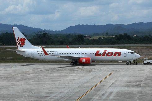 Lion Air Klaim Ketepatan Waktu Saat Mudik Lebaran Capai 83,99 Persen