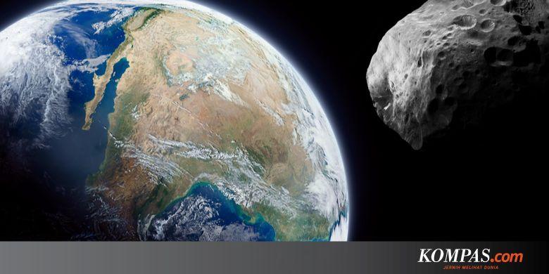Asteroid Raksasa Mendekat, Bisa Hancurkan Bumi jik