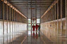 Menag Jelaskan Alasan Masjid Istiqlal Tak Gelar Shalat Idul Adha