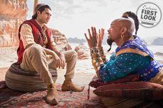 Versi Reboot Sukses, Disney Bakal Garap Sekuel Film Aladdin