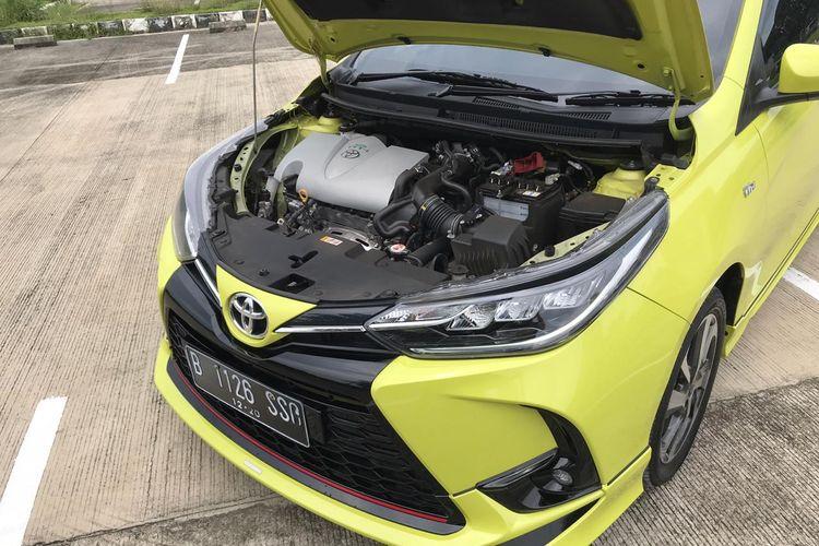 Test Drive Toyota Yaris