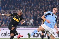 Hasil dan Klasemen Liga Italia, Lazio Geser Posisi Inter Milan