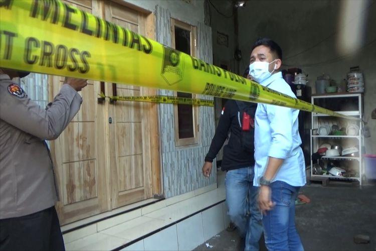 Kasus pembunuhan di Gubuk Mamben, Kelurahan Pagesangan Barat, Kota Mataram.