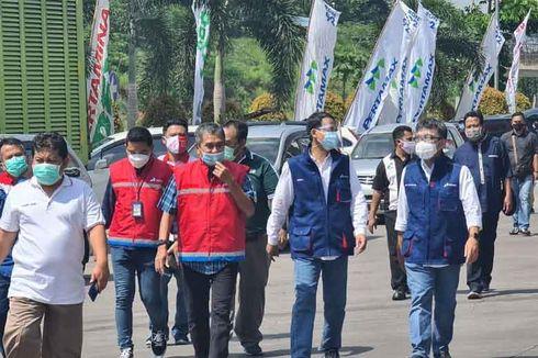 Antisipasi Puncak Mudik Akhir Tahun, Pertamina Tinjau SPBU di Wilayah Jawa Bagian Barat