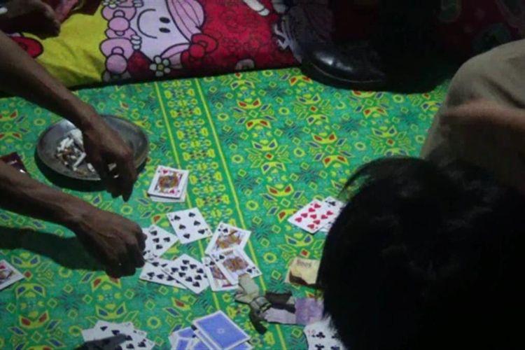 Malam Idul Adha, THM di Mamasa di Razia, 5 Orang Pelaku Judi Diamankan Polisi