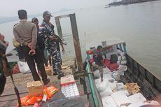 Selundupkan 500 Kg Daging, 2 Warga Malaysia Diamankan TNI AL