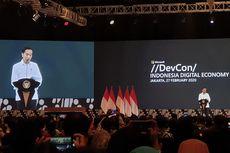 Jokowi Sebut Regulasi Data Center Microsoft di Indonesia Selesai Seminggu