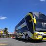 Mengenal Bus Besar Rakitan Karoseri New Armada yang Unik, Skylander
