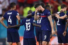 Perancis Gugur di Euro 2020, Keluarga Pemain Cekcok di Stadion