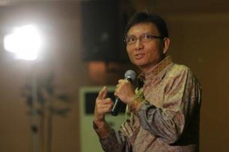 CEO Kompas Gramedia Agung Adiprasetyo