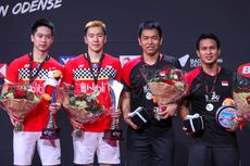 6 Wakil Indonesia Masuk Daftar 5 Nominasi BWF Player of The Year 2019