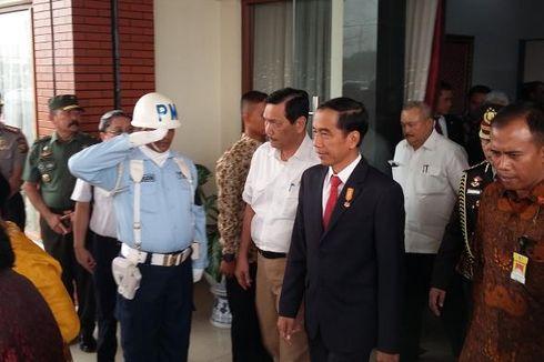Hari Ini, Jokowi Kunjungi Rumah Evakuasi Balita dan Silaturahim dengan Suku Anak Dalam