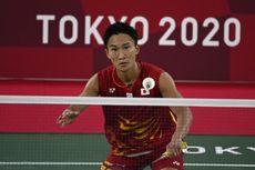 Tersingkir dari Olimpiade Tokyo 2020, Kento Momota Cuma Manusia Biasa