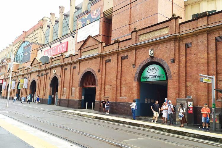 Paddys Market, Sydney, Australia