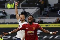 Tottenham Vs Man United - Setan Merah Comeback, Rekor Tandang Berlanjut