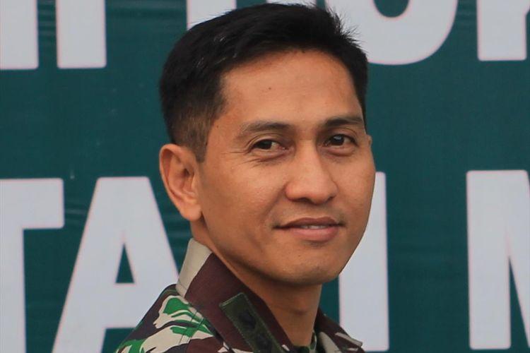 Kapendam XVII/Cenderawasih Letkol CPL Eko Daryanto. (KOMPAS.com/DHIAS SUWANDI)