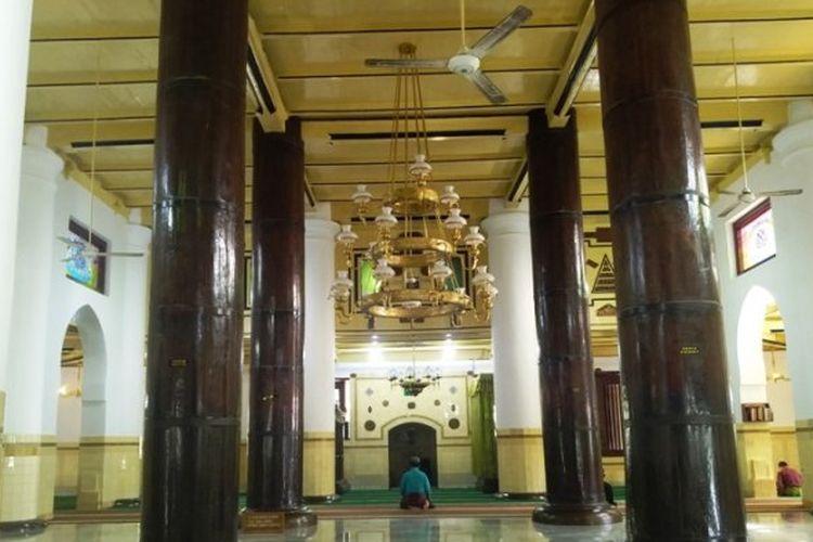 Saka Tatal Masjid Agung Demak