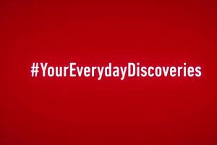 Screenshot iklan televisi Simpati Your Everyday Discoveries
