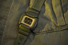 G-Shock x Herschel Supply, Jam Tangan Baru Kental Gaya Militer, Mau?