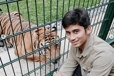 Pelihara Harimau Benggala, Sepupu Raffi Ahmad Kantongi Izin?
