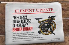 Pengakuan CEO Element, Bikin Sepeda Tiruan Brompton karena Penasaran