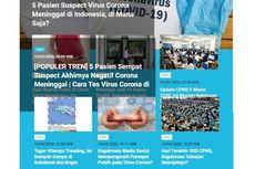 [POPULER TREN] Daftar 103 Negara Terinfeksi Corona | Daftar Universitas Terbaik di Indonesia