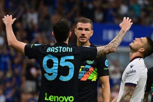 Hasil Inter Vs Bologna, Nerazzurri Pesta Setengah Lusin Gol