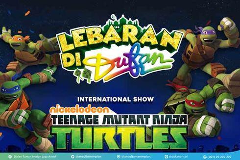 Libur Lebaran Ini, Kura-kura Ninja akan Beratraksi di Dufan
