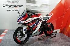 Begini Modifikasi All New CBR150R Tema Daily Racing
