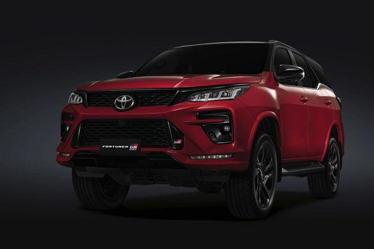 Toyota Fortuner GR Sport Thailand
