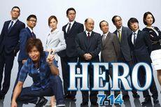 Sinopsis Hero 2014, Kembalinya Takuya Kimura ke Kejaksaan Tokyo