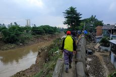 BPBD Kota Bekasi Wacanakan Pasang Sirine di Perumahan Bantaran Kali Bekasi