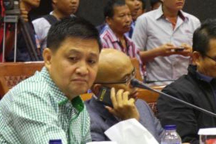 Anggota Komisi III DPR dari Fraksi PPP Ahmad Yani