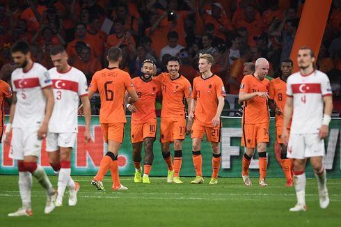 Hasil Belanda Vs Turki,