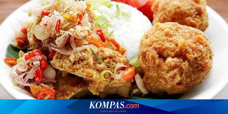 7 Tempat Makan Di Jakarta Yang Layani Pesan Antar Makanan Non Halal Kompas Com Kompas Com Lemper