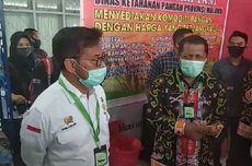 Pastikan Ketersediaan Pangan Selama Pandemi, Mentan Kunjungi Pasar Mitra Tani Maluku