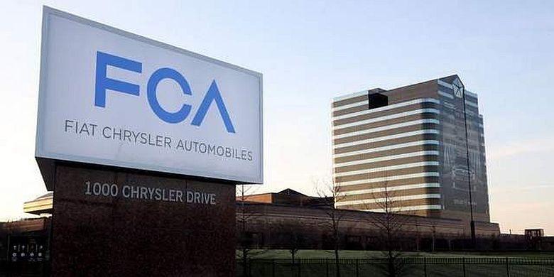Fiat Chrysler Automobiles buah dari merger Fiat dan Chrysler.