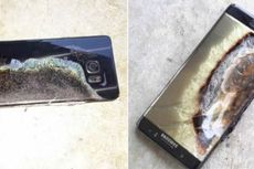 Galaxy Note 7 Terbakar, Pemilik Diminta Bayar Rp 18 Juta