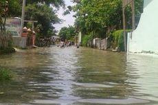 BPBD Jateng: Banjir Meluas sampai Sragen dan Karanganyar