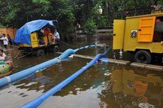 Siaga Banjir, Pemprov DKI Siapkan 487 Pompa Stasioner