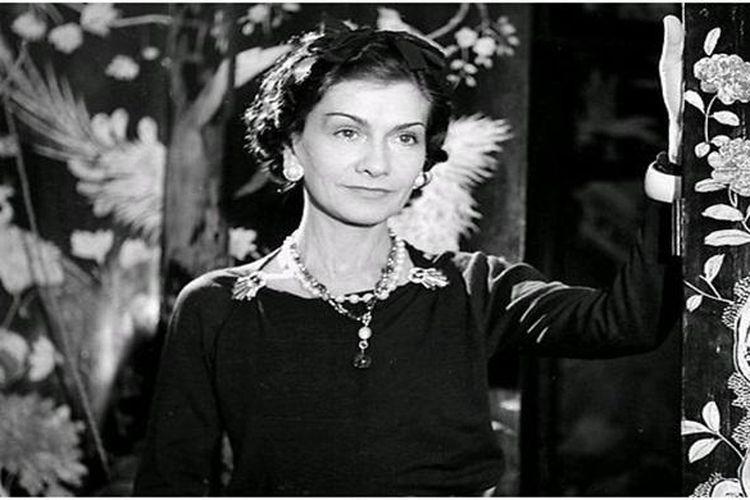 Coco Chanel pada tahun 1937