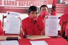 Istri Diusung Partai Lain, PDI-P Pecat Bupati Semarang dan Anaknya