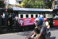 Mengapa Rudy Pilih Kereta Uap Kuno untuk Kirab Pelantikan Jokowi?