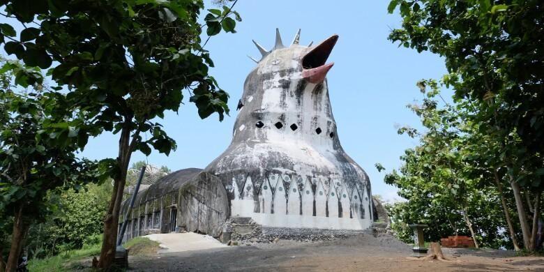Bukit Doa Rhema atau dikenal pula Dove Hill, Gereja Ayam, atau Gereja Burung, yang berlokasi di Magelang, Jawa Tengah.